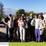 Tagebuch eBike Tour durch die Anden von Peru - Gruppenfoto