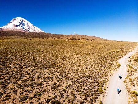 Landschaft von Bolivien