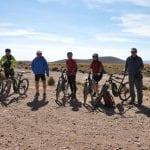 eBikegruppe in Bolivien