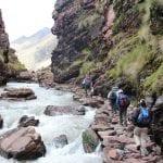Wandern Cusco