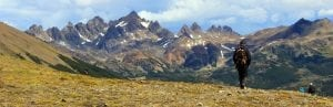 Chile - Errante Lodge - Trekking