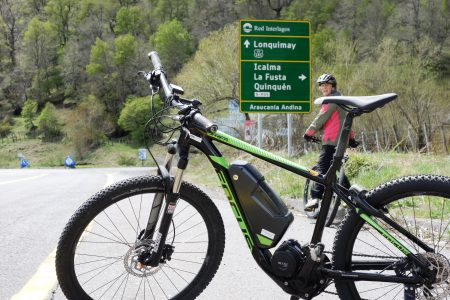 Unser Focus eBike in Chile