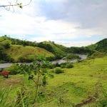 Blick auf den Rio Magdalena in Kolumbien