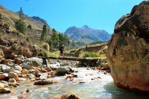 Wanderung im Colca Canyon, Peru