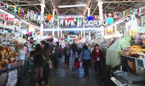Markthalle Cuzco