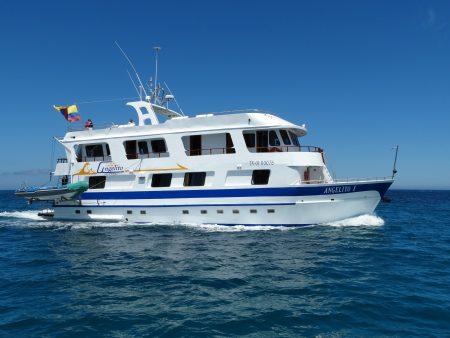 Kreuzfahrtschiff MY Angelito