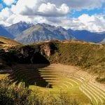 Inka-Anlage Moray Bild von Peruvian Soul