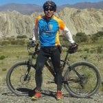 Pablo Toledo, Guide für eBike-Touren in Argentinien.