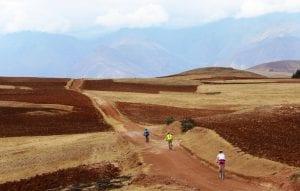 Routen in Peru