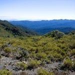 Ausblick von Costa Ricas höchstem Berg Cerro de la Muerte