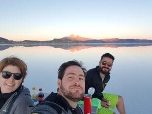 Hector Vargas, eBike-Guide Bolivien.