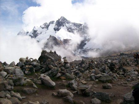 Teil des Salkantay Treks nach Machu Picchu